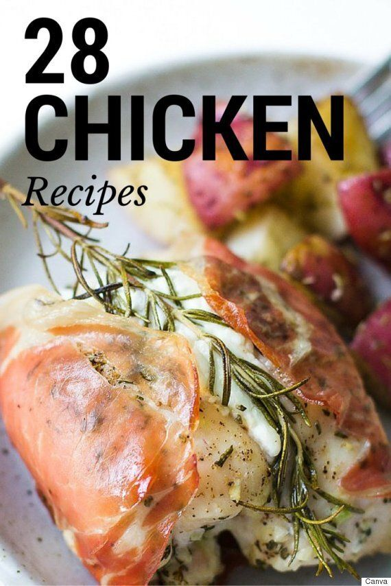28 Delicious Chicken Recipes With Flavours From Around The