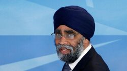 Sajjan Comes To Canada's Defence After Trump's NATO