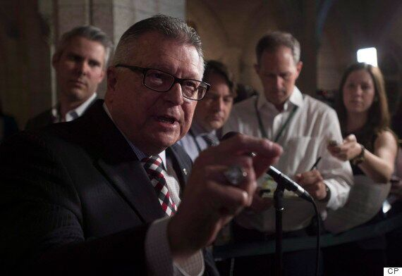 Ralph Goodale Shows No Signs Of Meeting Immigration Detainees On Hunger