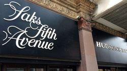 Saks Fifth Avenue Opens In
