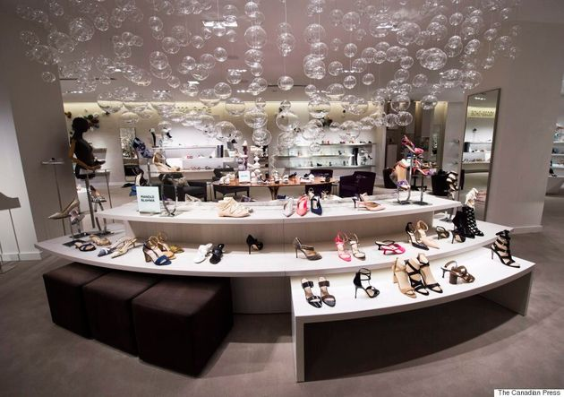 Saks Fifth Avenue's First Canadian Store Opens In