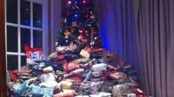 Mom Who Bought 300 Presents For Kids Has Strong Message For