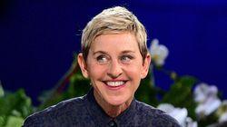Ellen DeGeneres Made Herself A VS