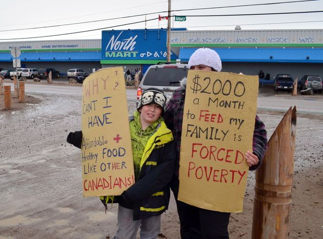 Food Insecurity Concerns Grow In Canada As Prices