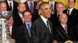 Ever-Clever Obama Mocks Canada About The Stanley