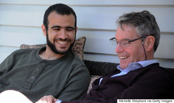 Omar Khadr's Bail Won't Be Appealed By