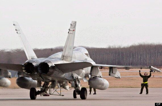 Liberals' CF-18s Withdrawal Makes Canadians Look Like 'Cowards,' Tories