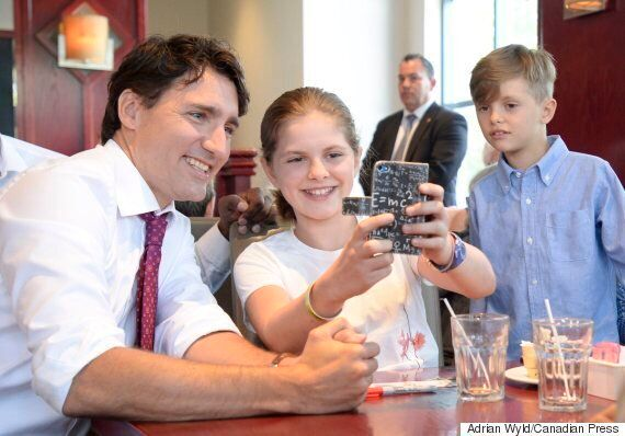Trudeau Vows New Child Benefit Will Lift Kids Out Of