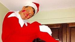 New Brunswick Dad Manages To Make Elf On The Shelf Even