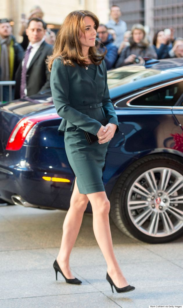 Kate Middleton Debuts New Shorter