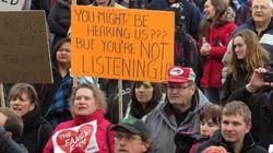 Alberta Serves Notice To Limit Debate On Farm Safety