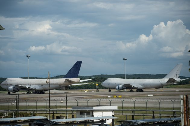 Paging Owner Of 3 Abandoned 747s: We're Towing Your