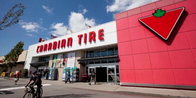 Canadian Tire Sues Walmart, Alleging Its Christmas Lights Were Ripped