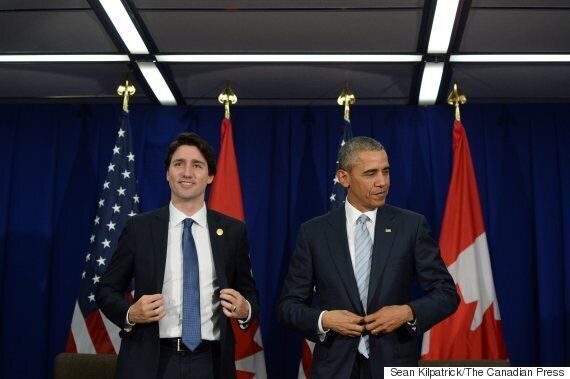 Barack Obama Invites Justin Trudeau To State Dinner At White