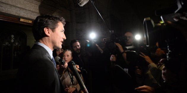 Justin Trudeau's Claim That He Has A Plan To Reduce Emissions Has 'A Lot Of