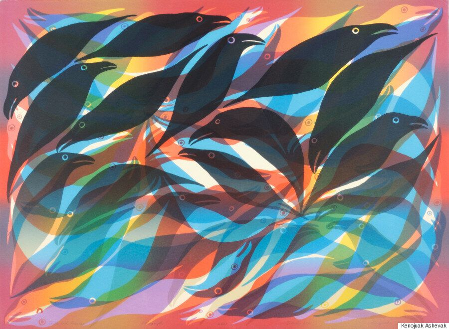 Idle No More: 15 Dazzling Works Of Indigenous