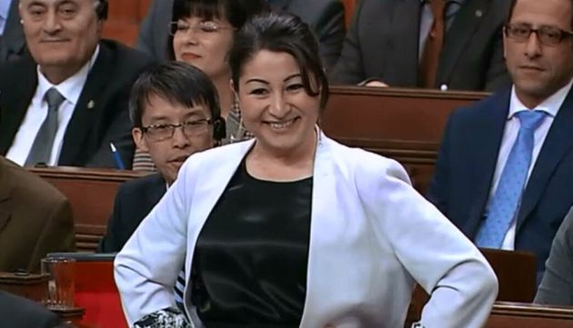 Maryam Monsef Grilled By Tories On Electoral Reform