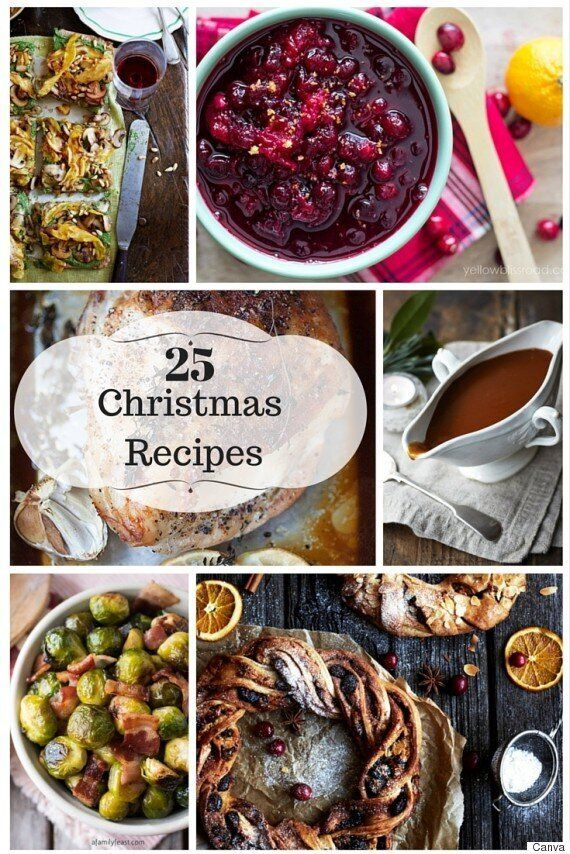 25 Recipes For The Perfect Holiday