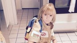 Girl's 'Ghostbusters' Costume Proves Why Movie Is So
