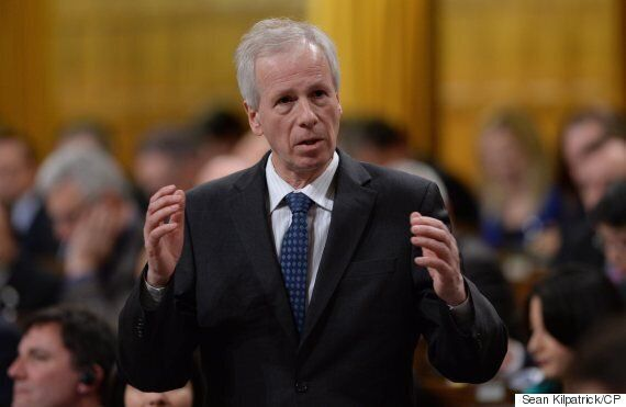 Stephane Dion: Liberals Don't Love Saudi Arms Deal, But Will Let It