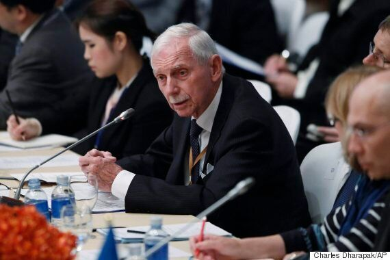 Liberals' Syrian Refugee Plan An Act Of Courage, IOM Chief