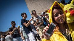 Businesses Scramble To Catch 'Pokemon Go'
