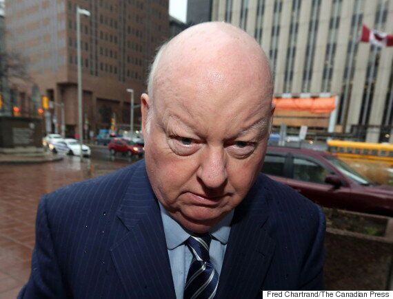 Sen. Mike Duffy Shares Life Story On Witness