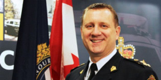 Frank Elsner, Victoria Police Chief, Apologizes For 'Inappropriate' Twitter