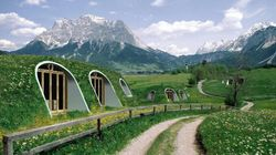 These Green Homes Look A Lot Like Hobbit