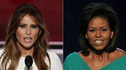 Trump Campaign Denies Melania Stole Parts Of Michelle Obama's