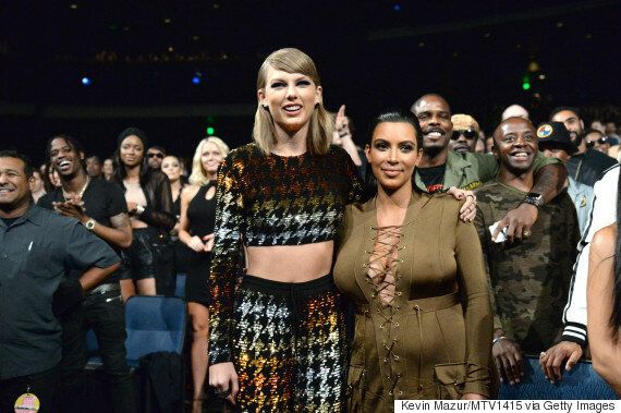 Here's Every Damn Detail About This Kim vs. Taylor vs. Kanye