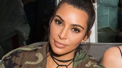 Kim Kardashian Somehow Outdid Her Most Naked 'Naked'