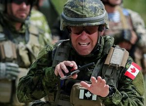 Canadian Army | HuffPost Canada