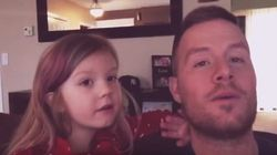 B.C. Father-Daughter Duo's 'Love Yourself' Cover Is