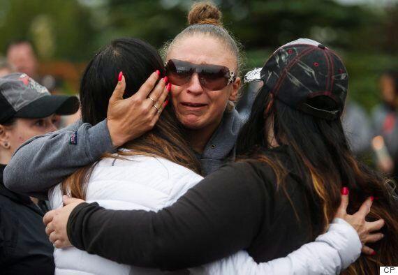 Taliyah Marsman, Sara Baillie Remembered By Hundreds At Calgary