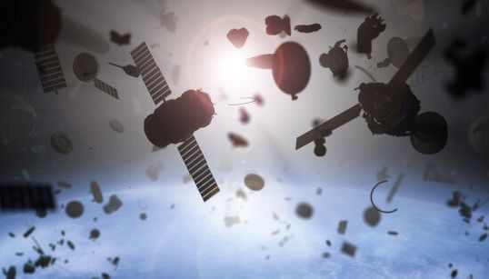Space Junk Could Start WWIII. Enter The Next-Gen