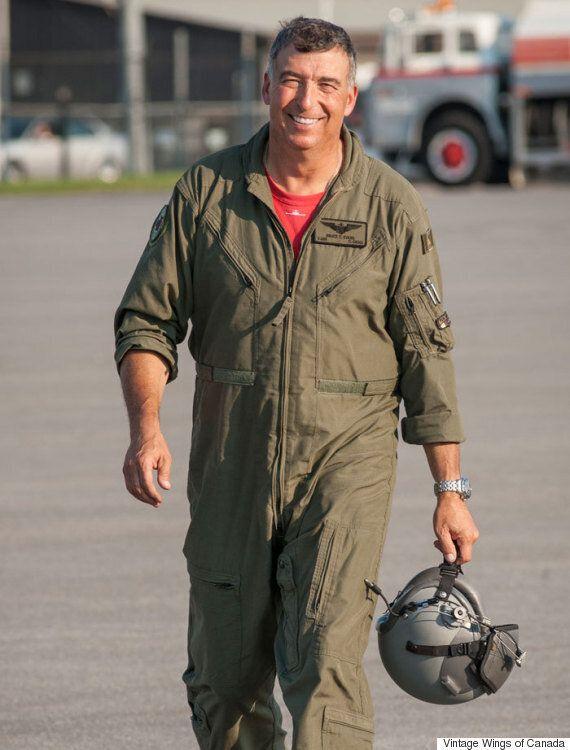 Bruce Evans, Alberta Pilot, Killed In Air Show