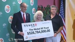 Second Powerball Lottery Winners Come Forward To Claim