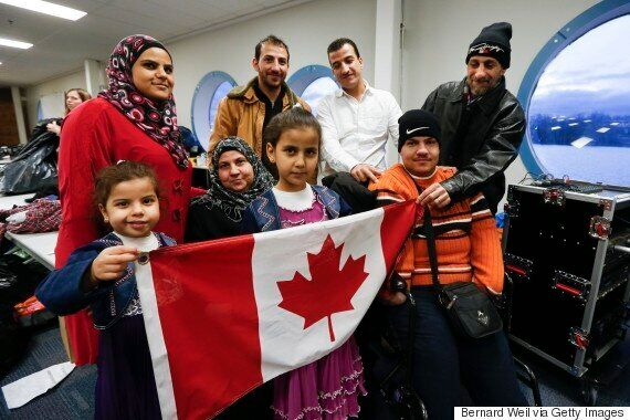 Canada Syrian Refugees Program Sparks Political Push For Other Refugee