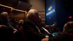 Barrick Gold Reports Another Quarter Of Billion-Dollar