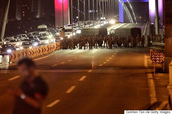 Turkish Military Says It 'Fully Seized Control' In
