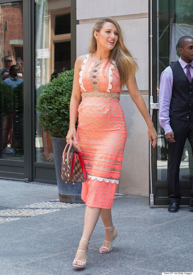 Best Dressed Of The Week: Blake Lively, Kristen Stewart, Serena Williams And