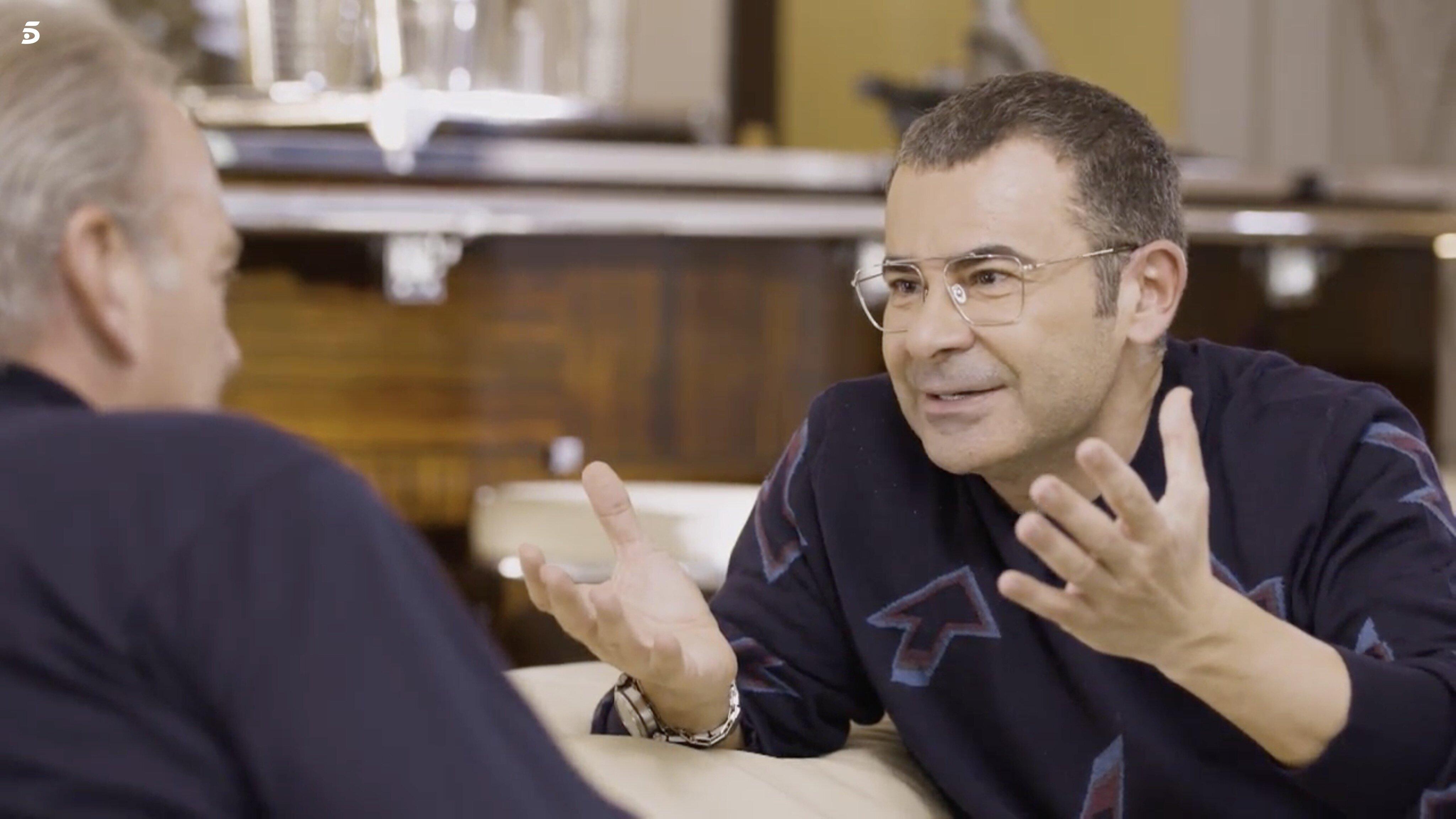 Las frases más duras de la entrevista de Jorge Javier Vázquez en 'Mi casa es la