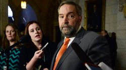 What's His Number? Mulcair Won't