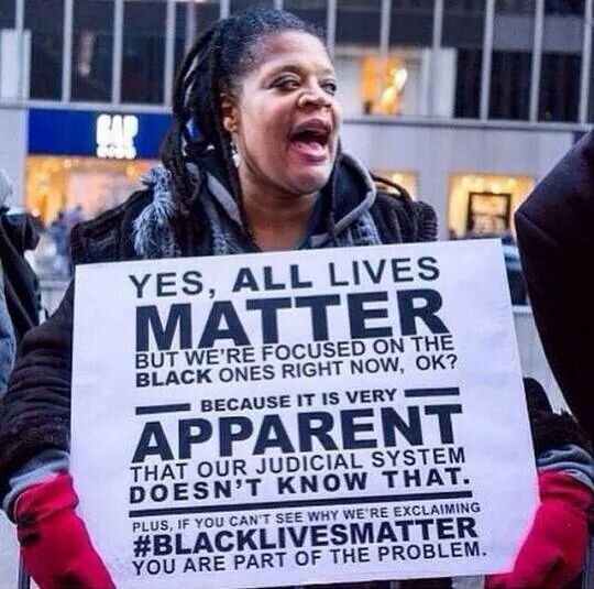 Those Who Say 'All Lives Matter' Think Black People Don't Count, Black Lives Matter Toronto Co-Founder