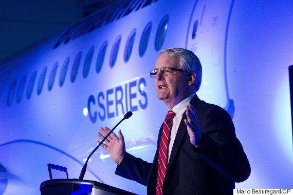 Marc Garneau Has 'Mixed Feelings' On Bombardier Job Cuts, Ducks Bailout
