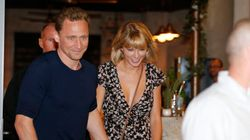 Tom Hiddleston Says His Relationship With Taylor Swift Isn't
