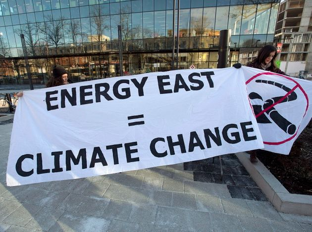 Energy East Gets Unions' Backing: Pipeline Called A 'Nation-Building' Job
