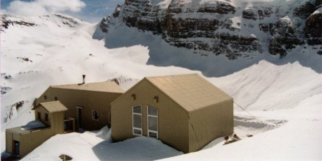 Wapata Icefield Avalanche: Lacombe Man Shares Terrifying