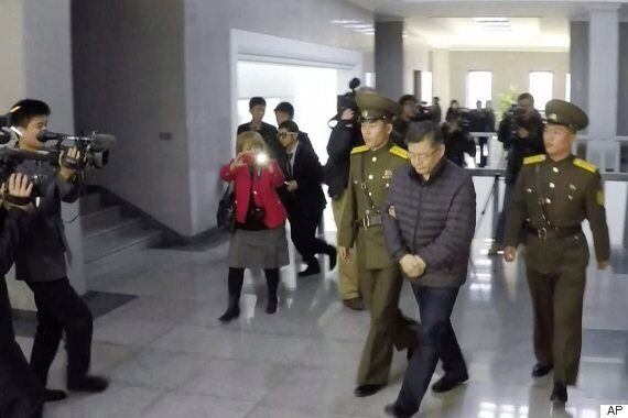 Hyeon Soo Lim, Pastor Sentenced In North Korea, Draws Hundreds To Parliament